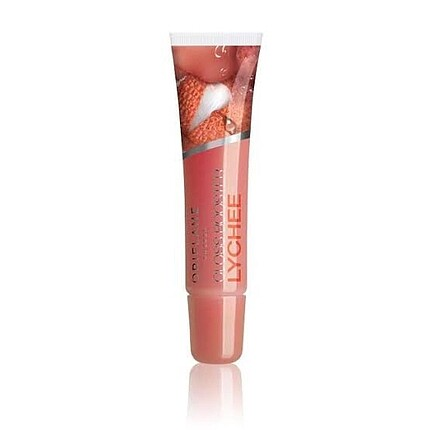 Oriflame gloss booster lychee