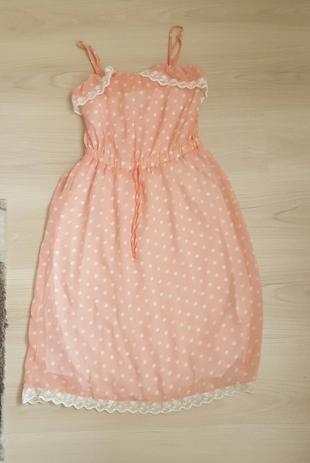 vintage tarz elbise