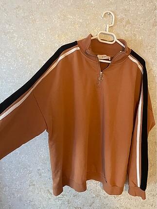 xxl Beden Defacto marka kadın sweatshirt