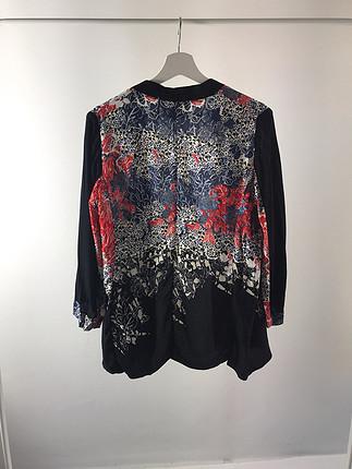 Çicekli kimono