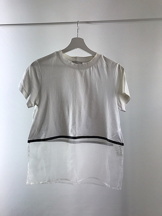 Altı tül tshirt