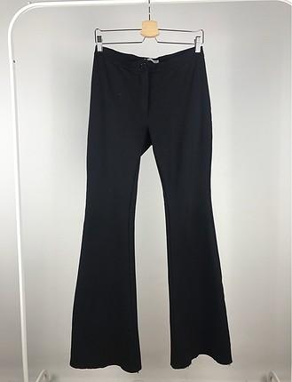 İspanyol Paça dalgıç pantalon zeynep beyazıt tasarimi