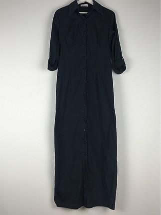 Uzun Kol Gömlek Elbise