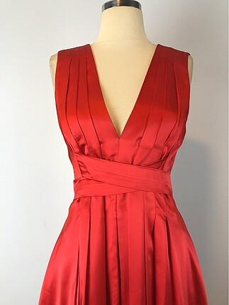 Max Mara Sıfır Kol Elbise