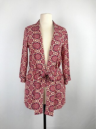 Kuşaklı Kimono