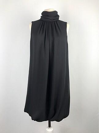 Sıfır Kol Mini Elbise