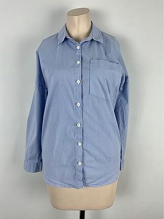 Batik Çizgili gömlek