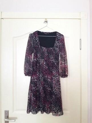 S-M uyumlu elbise
