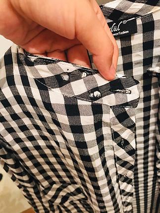 Kareli ekoseli gömlek