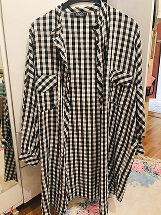 Abercrombie & Fitch Kareli ekoseli gömlek