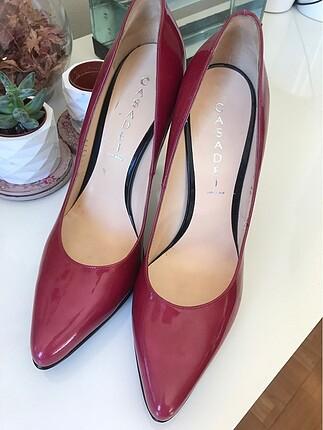 Casadei topuklu ayakkabı