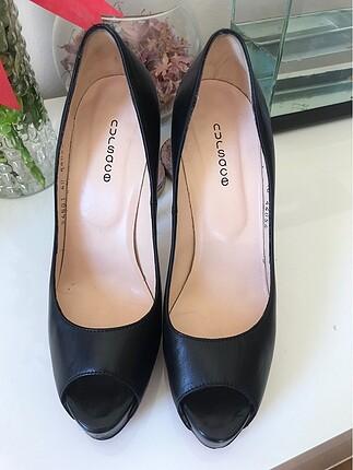 Nursace topuklu ayakkabı