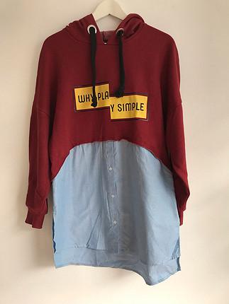 Gömlek sweatshirt