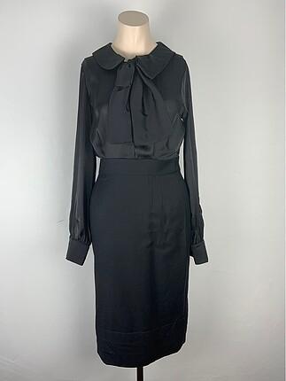 Fiyonk Detaylı Elbise
