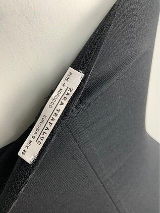 s Beden siyah Renk Basic elbise