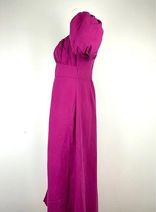 Zara Keten elbise
