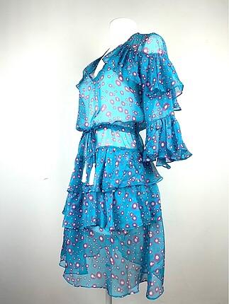 Diğer Fırfırlı elbise