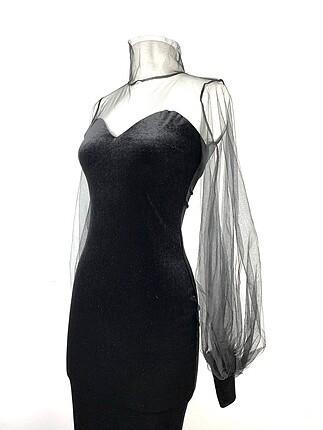 Diğer Kadife elbise