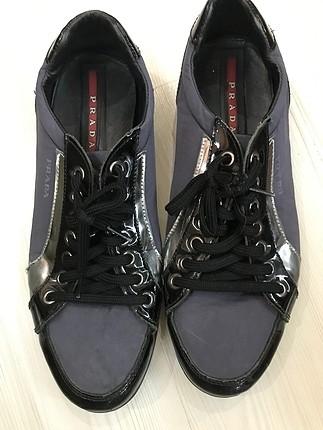 Prada orjinal yurt dışından alındı erkek ayakkabısı