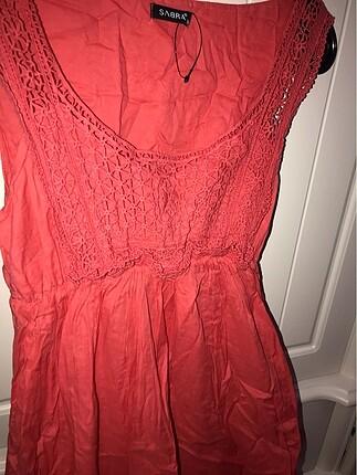 Sabra marka sıfır elbise