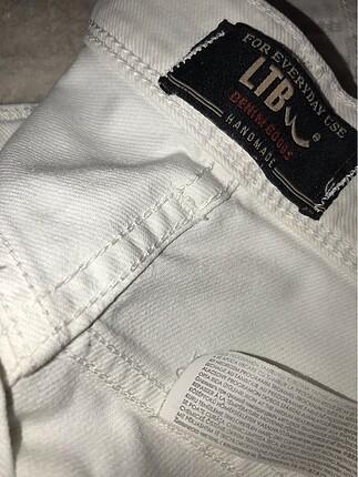 Beyaz Ltb Pantolon