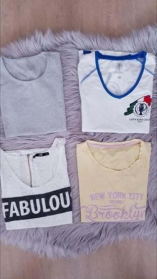 LTB 4 adet tshirt tek fiyatına