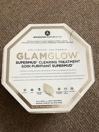 Glam Glow Supermud Maske Şok Fiyat