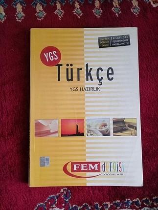 Türkçe test kitabı