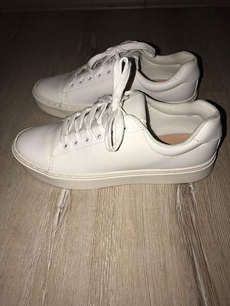 H&M Beyaz Spor Ayakkabı