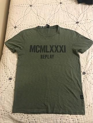 Replay markalı tişört