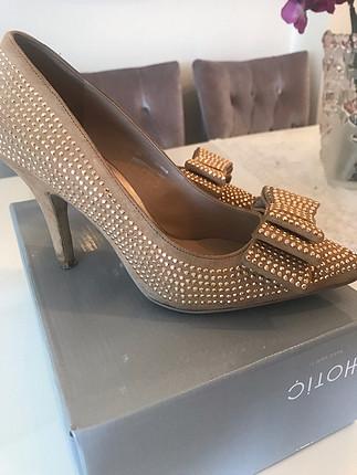 Topshop taşlı ayakkabı