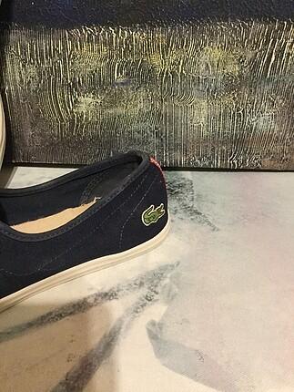 38 Beden Lacoste spor ayakkabı