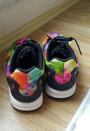 Adidas Renkli Adidas ZX FLUX