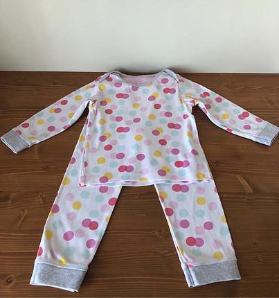 2-3 yaş, Mothercare pijama takımı
