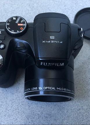 Fujifilm yarı profesyonel fotoğraf makinası