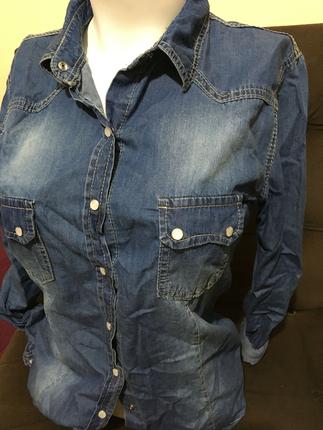 Jean gömlek