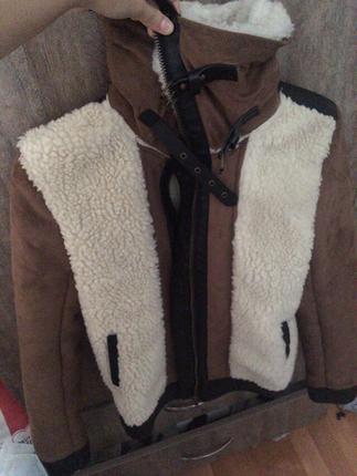 İçi yünlü ceket