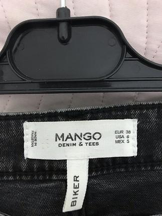 Mango Mango biker jean