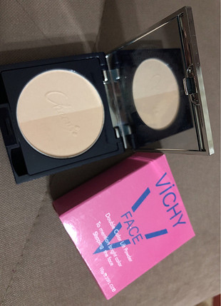 Vichy face pudra
