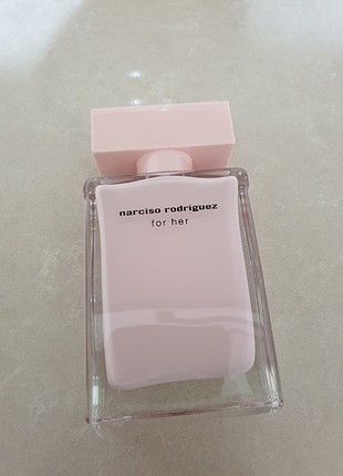 Narciso rodriguez for her 50 ml edp Bayan parfüm