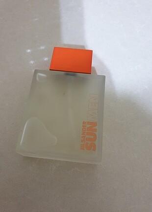 Jilsander sun man 75 ml erkek parfüm