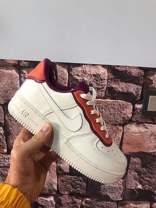 37 Beden beyaz Renk Nike Airforce