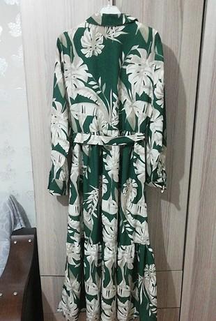 Diğer desenli elbise