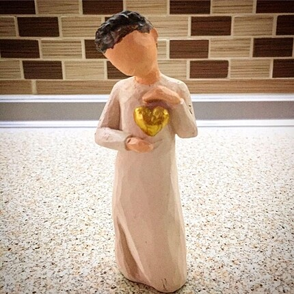 Altın Kalpli Çocuk Biblosu