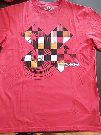 şok fiyat! Quiksilver ihracat tshirt - XL beden.