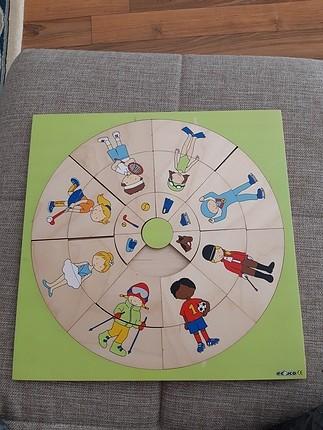 Bebekler için eşleştirme oyunu