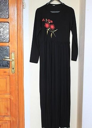 Gunluk sandy elbise