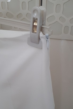 36 Beden beyaz Renk beyaz pantolon