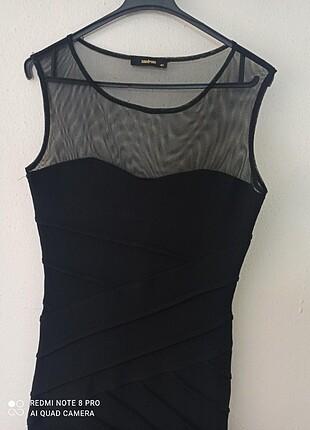 Likralı elbise