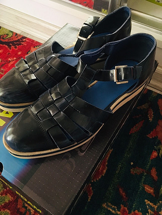 38 Beden lacivert Renk Greyder ayakkabı